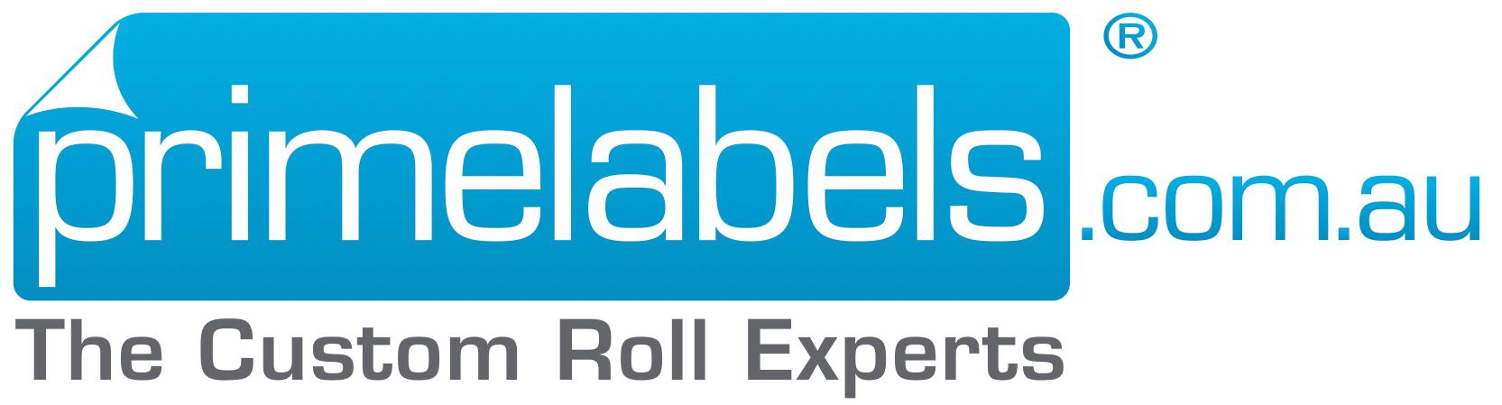 Logo primelabels.com.au
